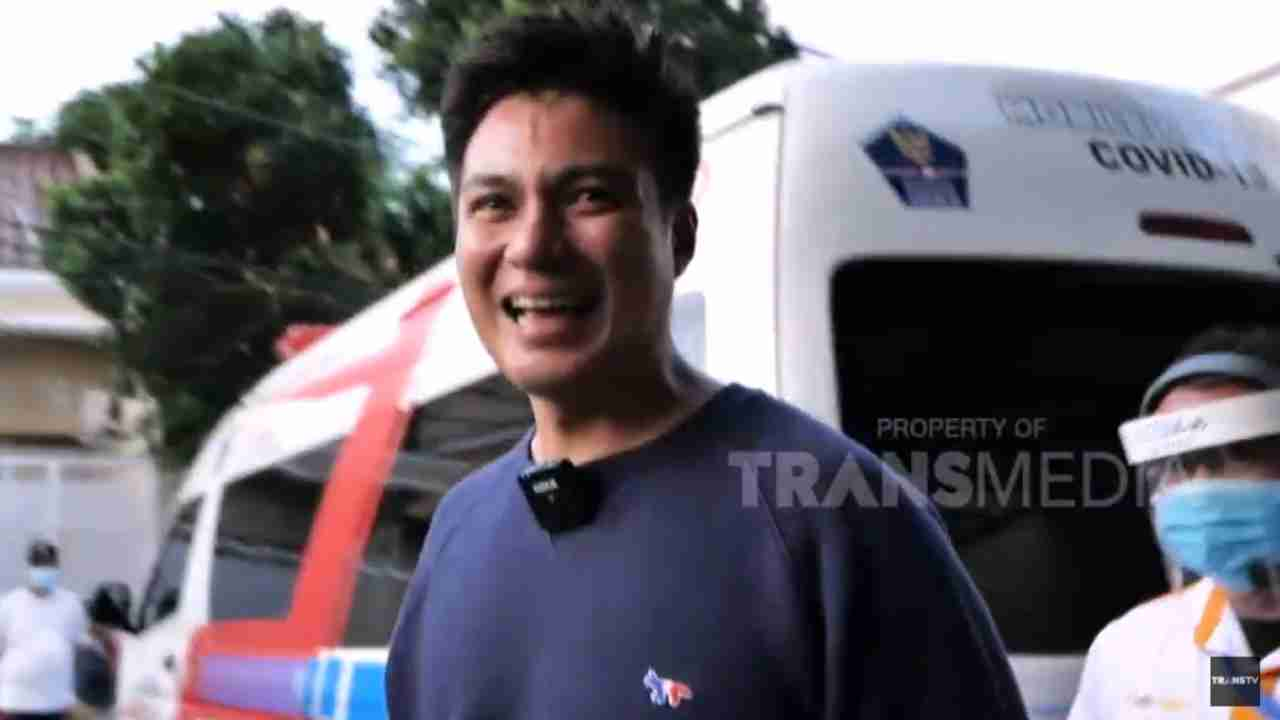 trans tv swab test baik wong