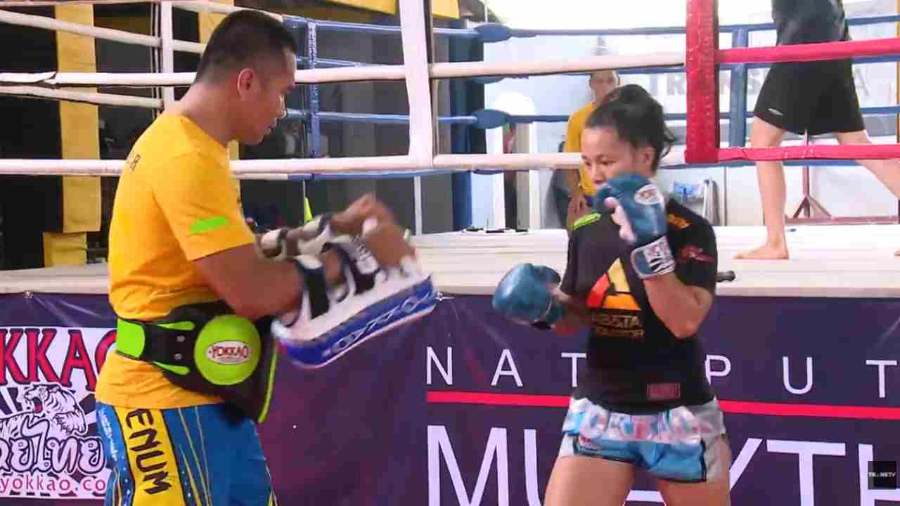 muay thai trans tv